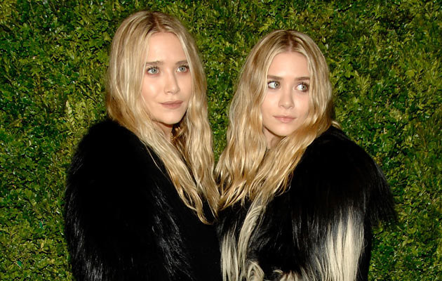 Mary-Kate i Ashley Olsen, fot. Ben Gabbe   /Getty Images/Flash Press Media