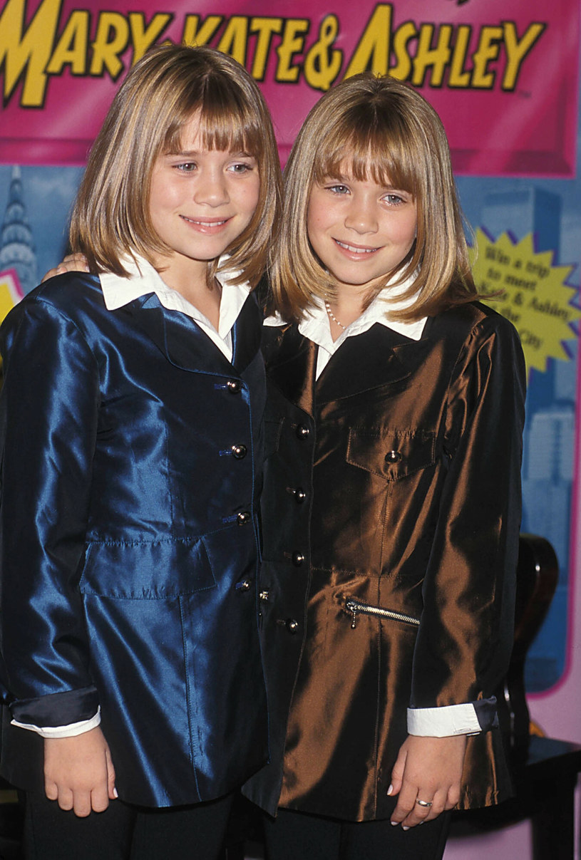 Mary-Kate i Ashley Olsen /Capital Pictures /East News