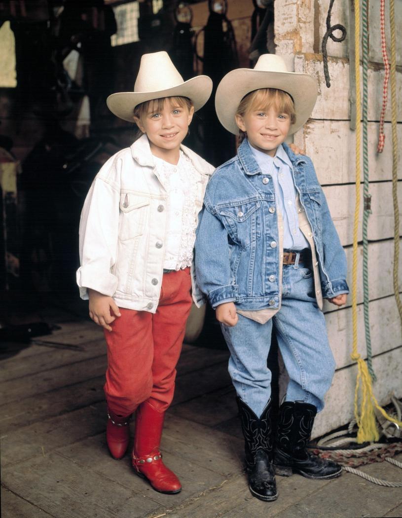 Mary-Kate Olsen i Ashley Olsen /Everett Collection /East News