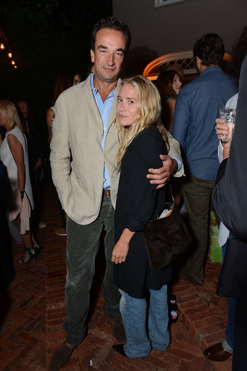 Mary Kate Olsen, Olivier Sarkozy /WireImage /Getty Images