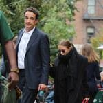 Mary-Kate Olsen z narzeczonym - bratem prezydenta Sarkozy'ego