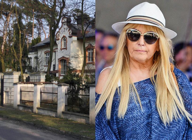 Maryla będzie musiała sprzedać dom? /- /Agencja FORUM