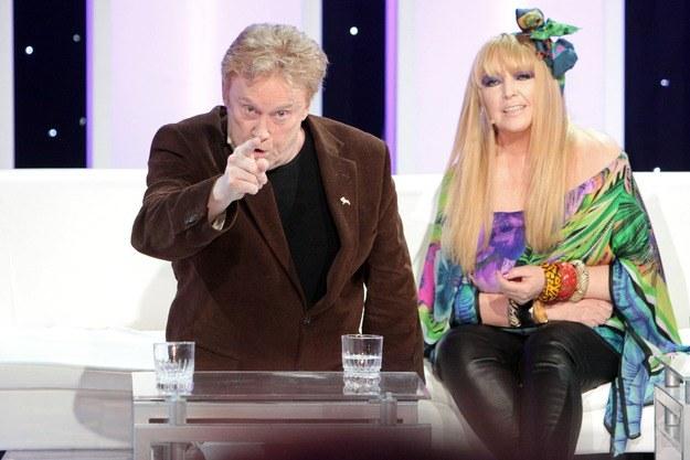 Maryla Rodowicz była związana z Danielem Olbrychskim w latach 70.  /AKPA