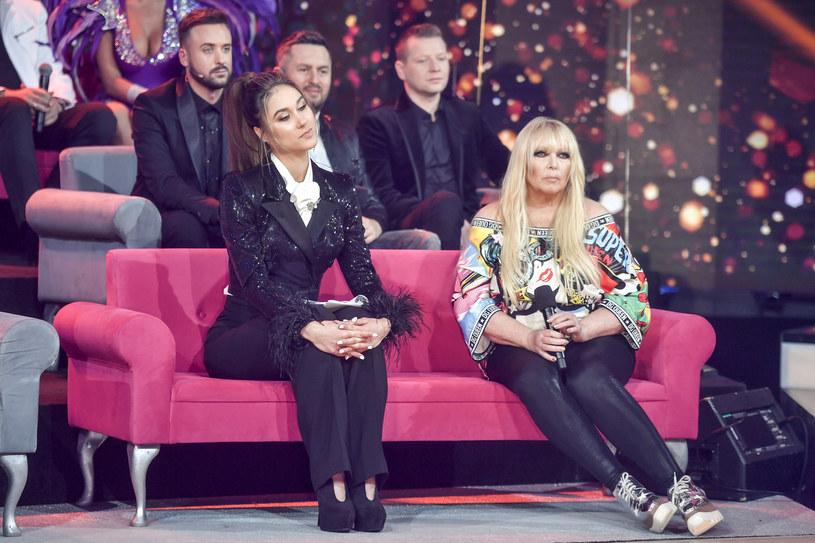 Maryla Rodowicz i Ida Nowakowska / Mieszko Piętka /AKPA