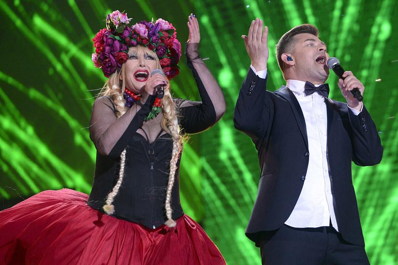 Maryla Rodowicz i Zenek Martyniuk /Piętka Mieszko /AKPA