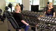 """Maryla Rodowicz katuje się na siłowni! """"Jestem dzięki temu bardziej zwinna"""""""