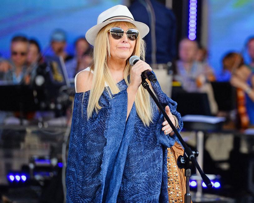 Maryla Rodowicz wciąż jest wielką gwiazdą polskiej estrady /Jarosław Antoniak /MWMedia