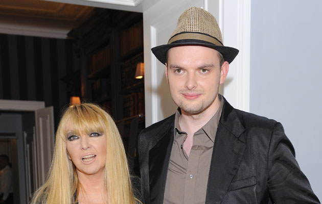 Maryla Rodowicz z synem Jędrkiem /Jarosław Antoniak /MWMedia