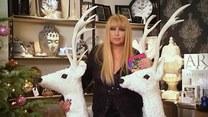 Maryla Rodowicz życzy wesołych świąt!