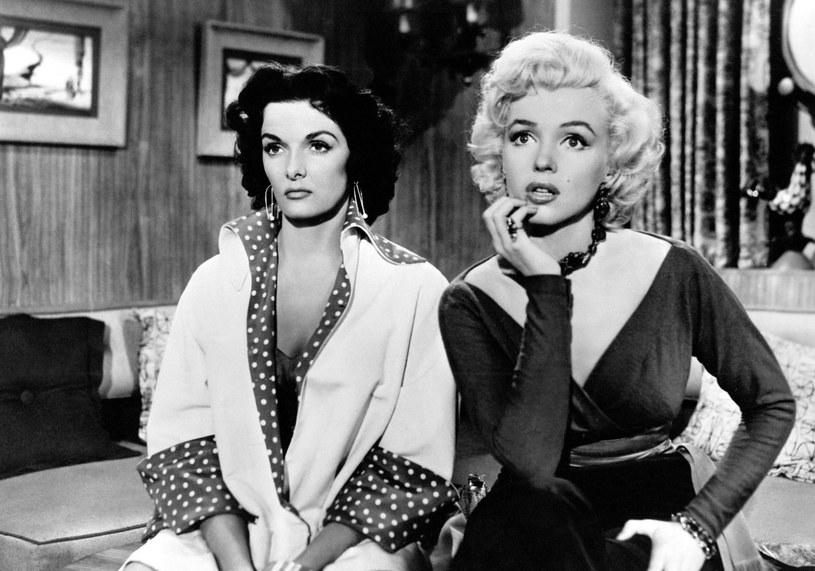 Marylin Monroe i Jane Russel /East News