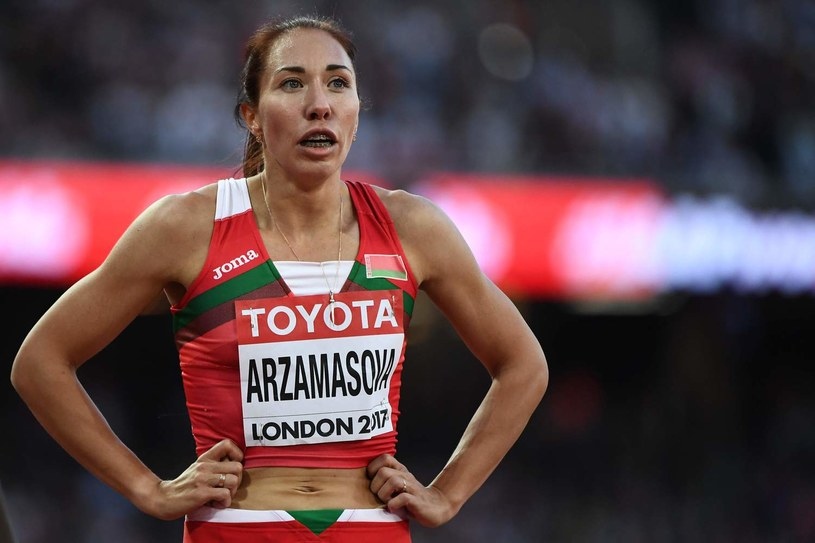 Maryna Arzamasowa /AFP