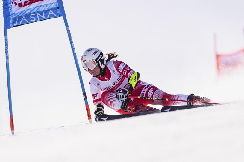 Maryna Gąsienica-Daniel /PAP/EPA