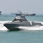 Marynarka wojenna Singapuru testuje bezzałogowe statki