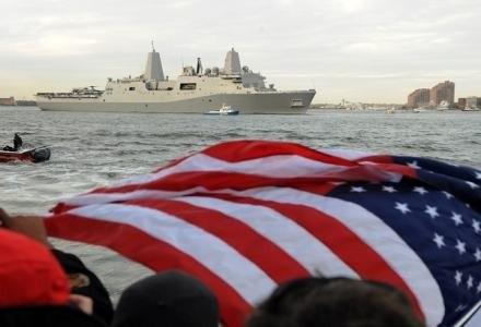 Marynarka Wojenna USA kupiła fałszywe układy scalone /AFP