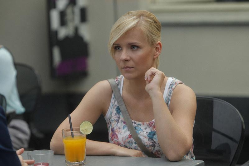 Marysia (Aneta Zając) wkrótce przekona się, kto jest jej prawdziwym przyjacielem, a kto wrogiem. /Krzemiński Jordan /AKPA