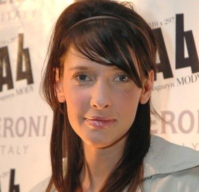 Marysia Góralczyk - Berent /MWMedia