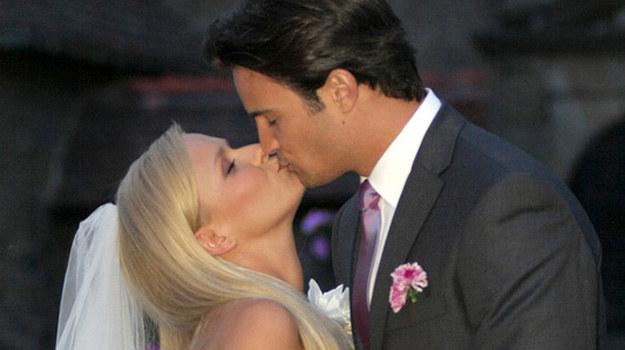 Marysia i Paweł wzięli w końcu ślub, ale nie obyło się bez przeszkód! /Telus /AKPA