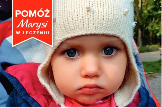 Marysia potrzebuje pomocy /http://dzieciom.pl/podopieczni/32438 /