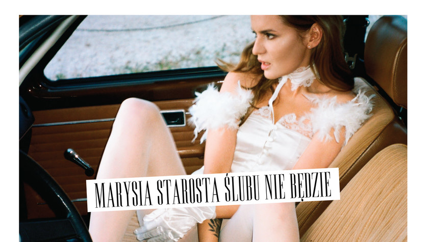 """Marysia Starosta: To nie jest łatwy materiał (nowa płyta """"Ślubu nie będzie"""")"""