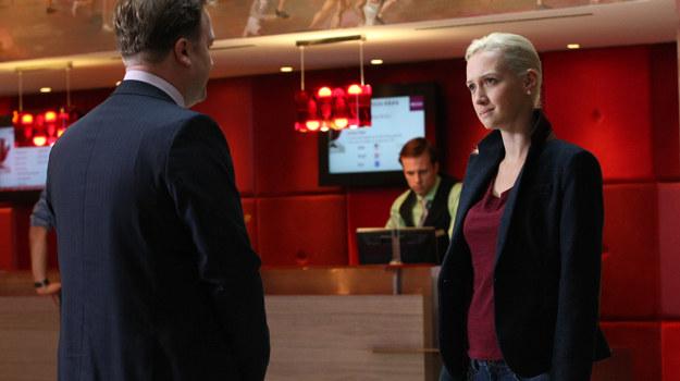 Marzena (Anna Gzyra) zrobi wszystko, aby odzyskać swoje dziecko. /fot  /materiały prasowe