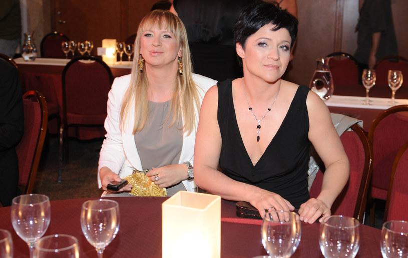 Marzena Rogalska i Ewa Drzyzga /MWMedia