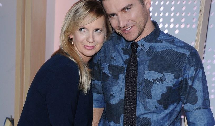 Marzena Rogalska i Tomek Kammel /Pawel Wrzecion /MWMedia