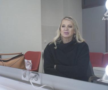 Marzena Rogalska miała obawy