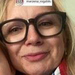 """Marzena Rogalska pokazała najmłodszego członka rodziny. """"Do schrupania!"""""""