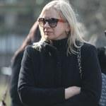 Marzena Rogalska w żałobie. Pożegnała bliską osobę