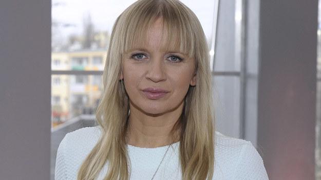 Marzena Rogalska większość swojego zawodowego życia spędziła w radiu / fot. Gałązka /AKPA