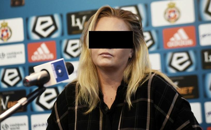 Marzena S.-C. /Marek Lasyk  /East News