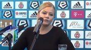 Marzena Sarapata prezesem Towarzystwa Sportowego Wisła Kraków
