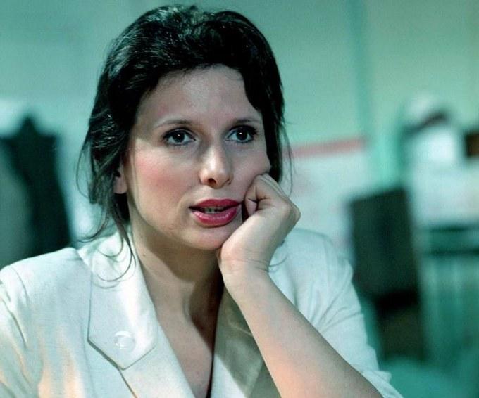 """Marzena Trybała w filmie """"Z soboty na poniedziałek"""" (1988) /materiały prasowe"""