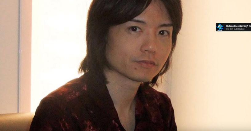 Masahiro Sakurai /materiały prasowe