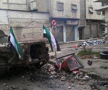 Masakra w Syrii: Ponad 200 zabitych, 700 rannych