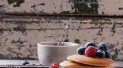 Masala chai pancakes