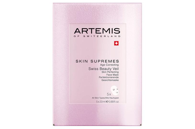 Maseczka Age Correcting Swiss Beauty Veil z linii Skin Supremes /Styl.pl/materiały prasowe