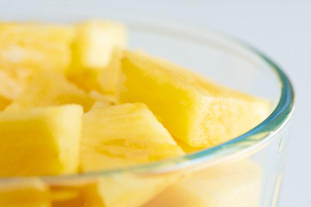maseczka ananas /© Photogenica