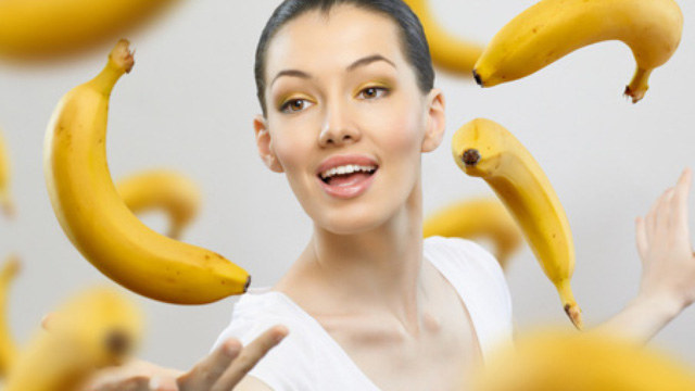 maseczka bananowa /© Photogenica