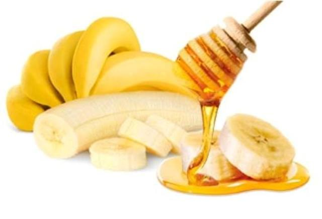 Maseczka bananowo miodowa /© Photogenica