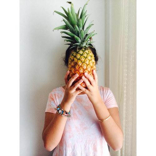 maseczka z ananasa /© Photogenica