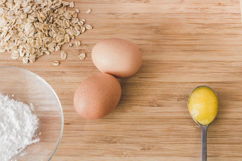 Maseczka z jajka /©123RF/PICSEL