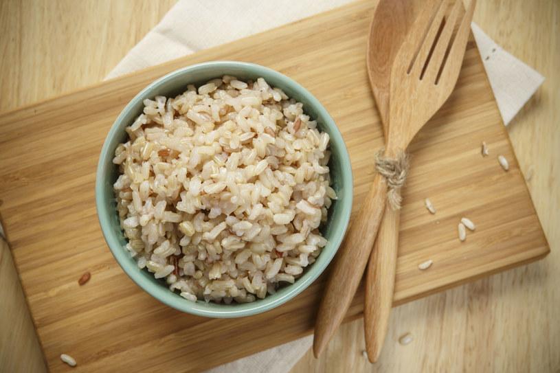 Maseczka z ryżu zadziała kojąco i oczyszczająco /123RF/PICSEL