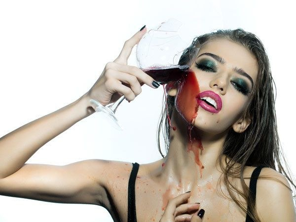 maseczka z wina /© Photogenica