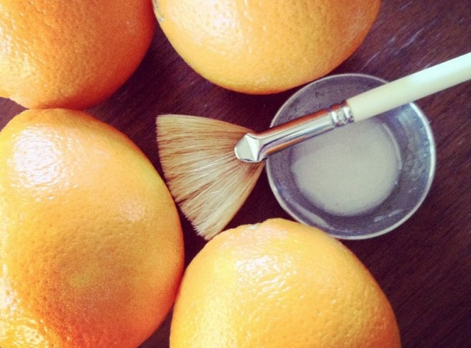 maseczka z witaminą c /© Photogenica
