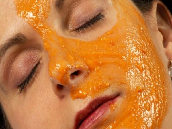 maseczka ze skóry pomarańczy /© Photogenica