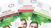 Maseczki z glinką Delia Cosmetics