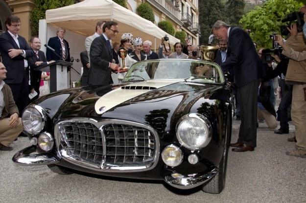 Maserati A6GCS spider frua z 1955 roku /INTERIA.PL