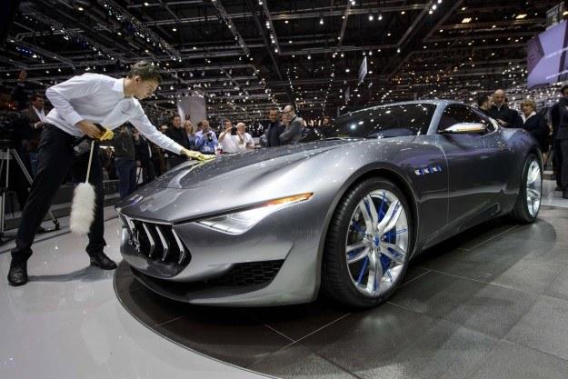 Maserati Alfieri 2+2 /INTERIA.PL