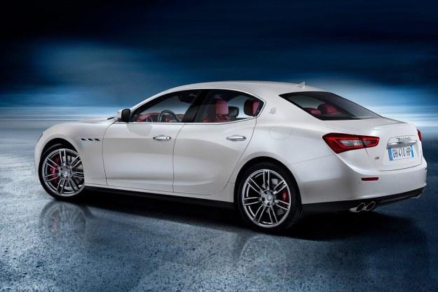 Maserati Ghibli /INTERIA.PL